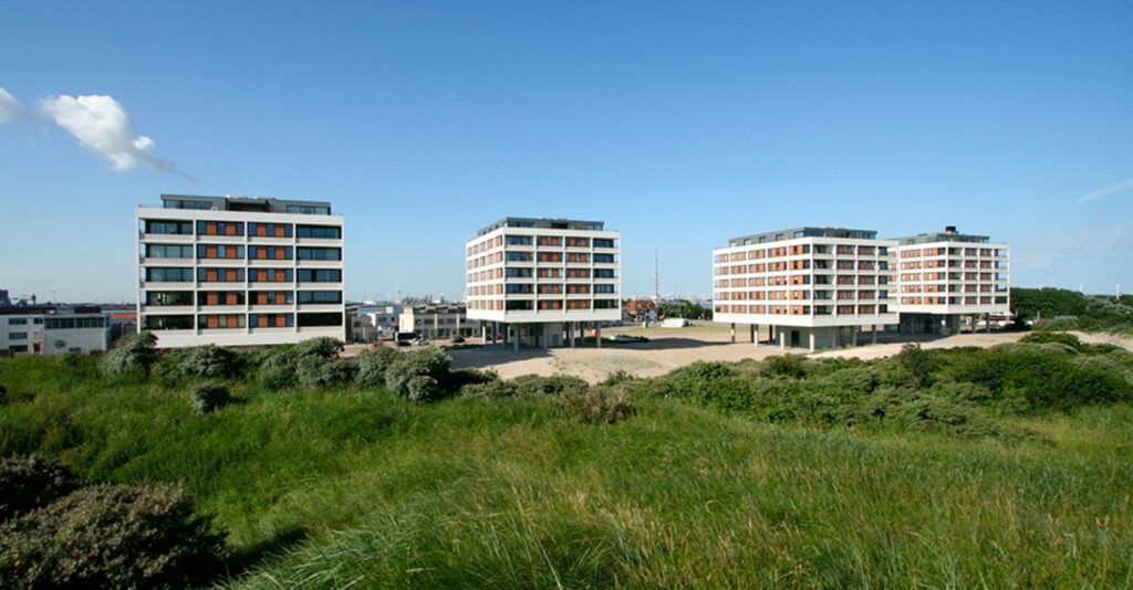 De Kovel architecten, Strandweg Noord, Hoek van Holland
